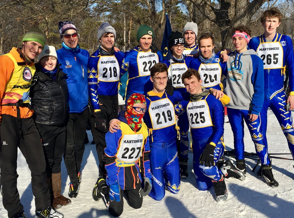 Congratulations to our Girls and Boys Conference Racers! Boys placed 5th and Girls placed 2nd overall in our Metro East Conference on January 27th at Theodore Wirth Park.