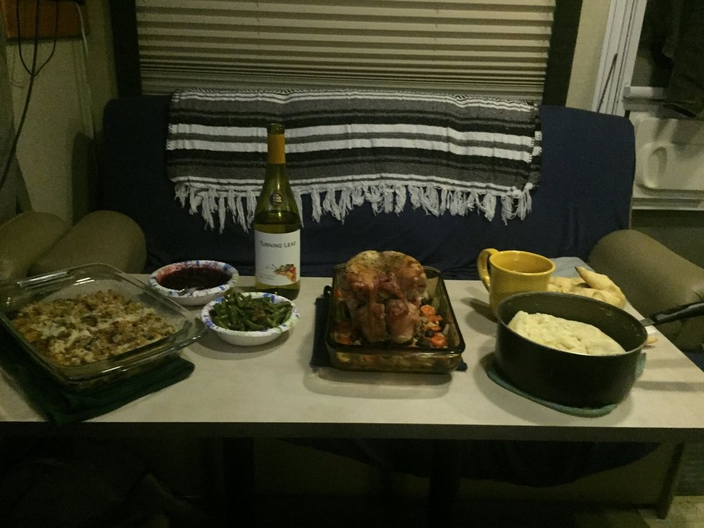 The Turkey Table