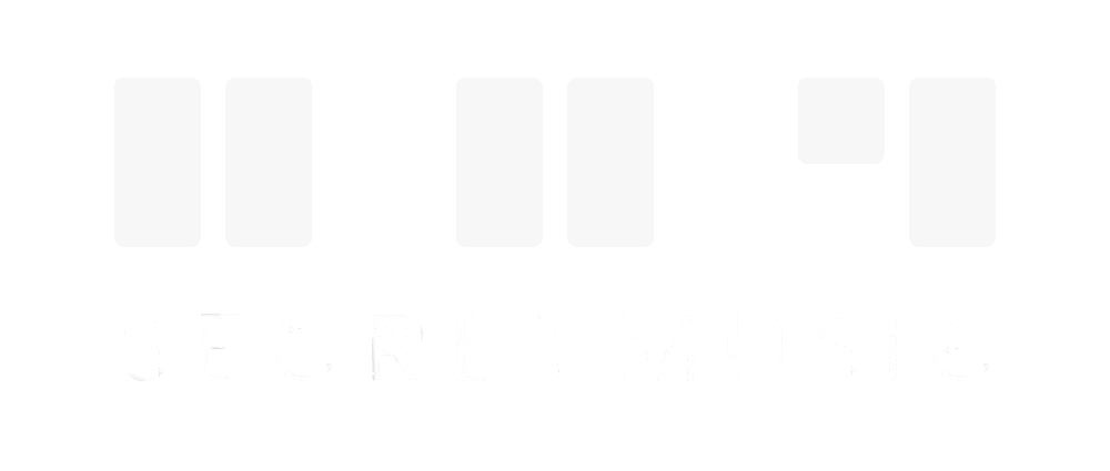 secret music logo
