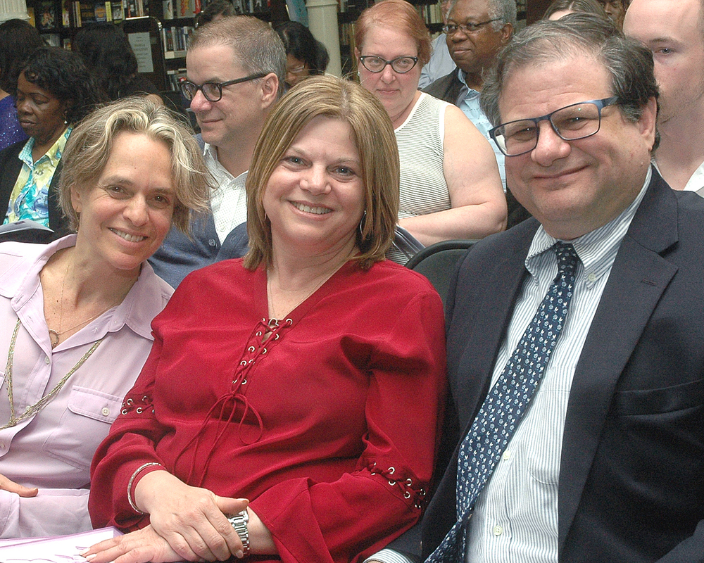 Sharen Duke, Caren Levine and Allen Zwickler - Trustees, Phil Zwickler Charitable and Memorial Foundation Trust