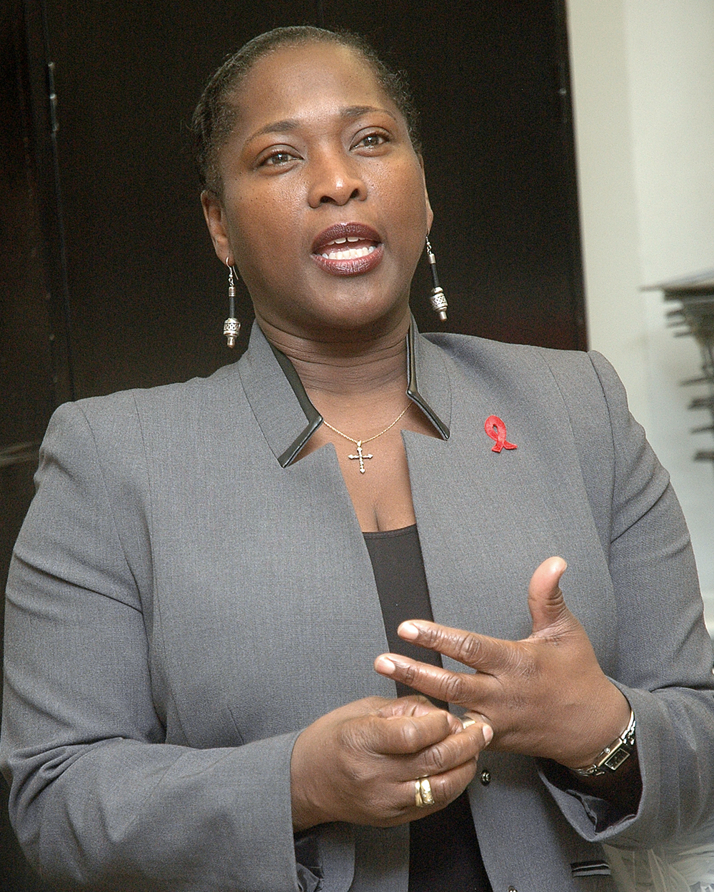 AIDS In Our Community: Reading of Names - Brenda Starks-Ross, Deputy Executive Director/COO