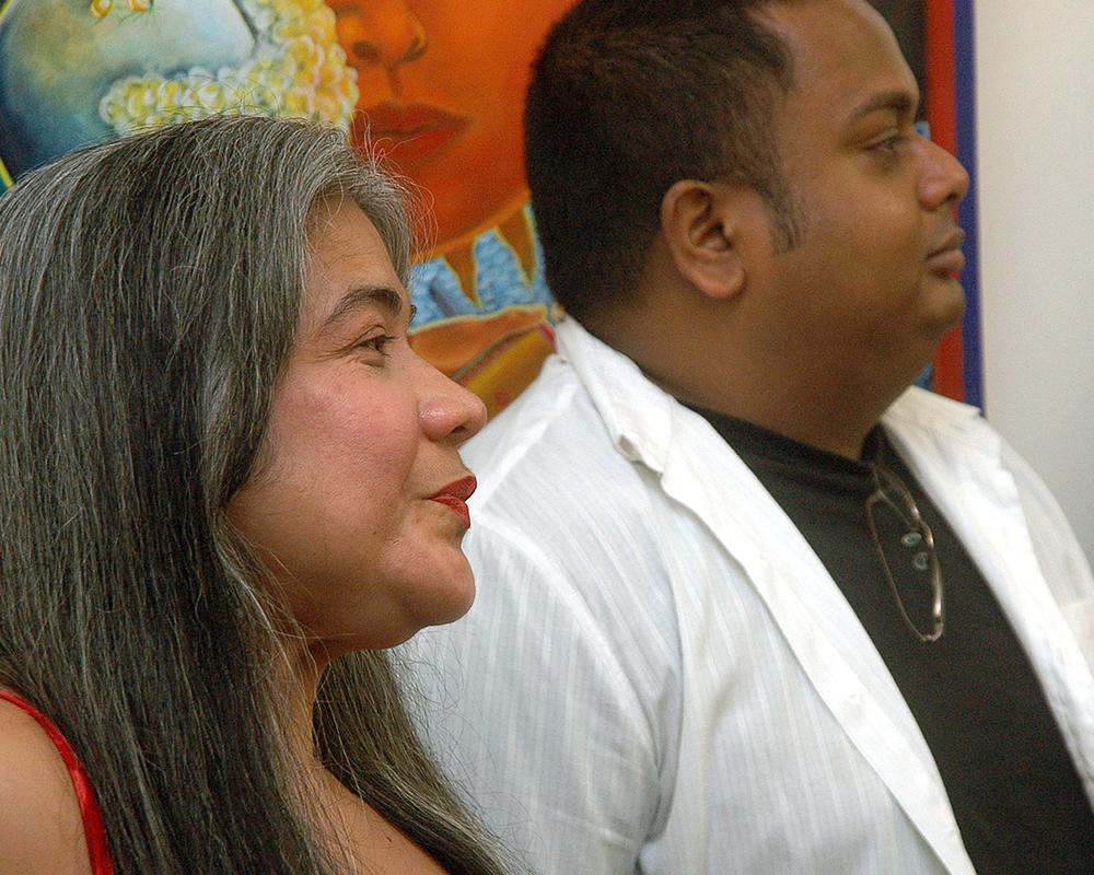 Rosa and Azeem