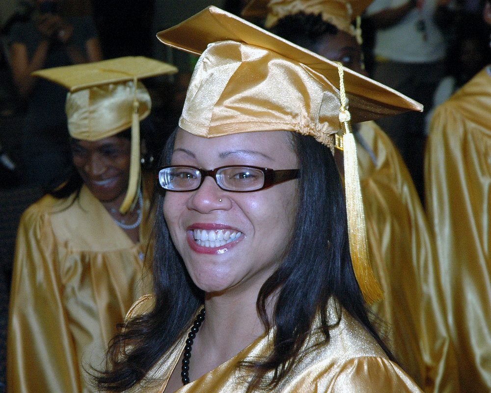 Leslie A. - PREP Cycle 36 - Graduation Ceremony
