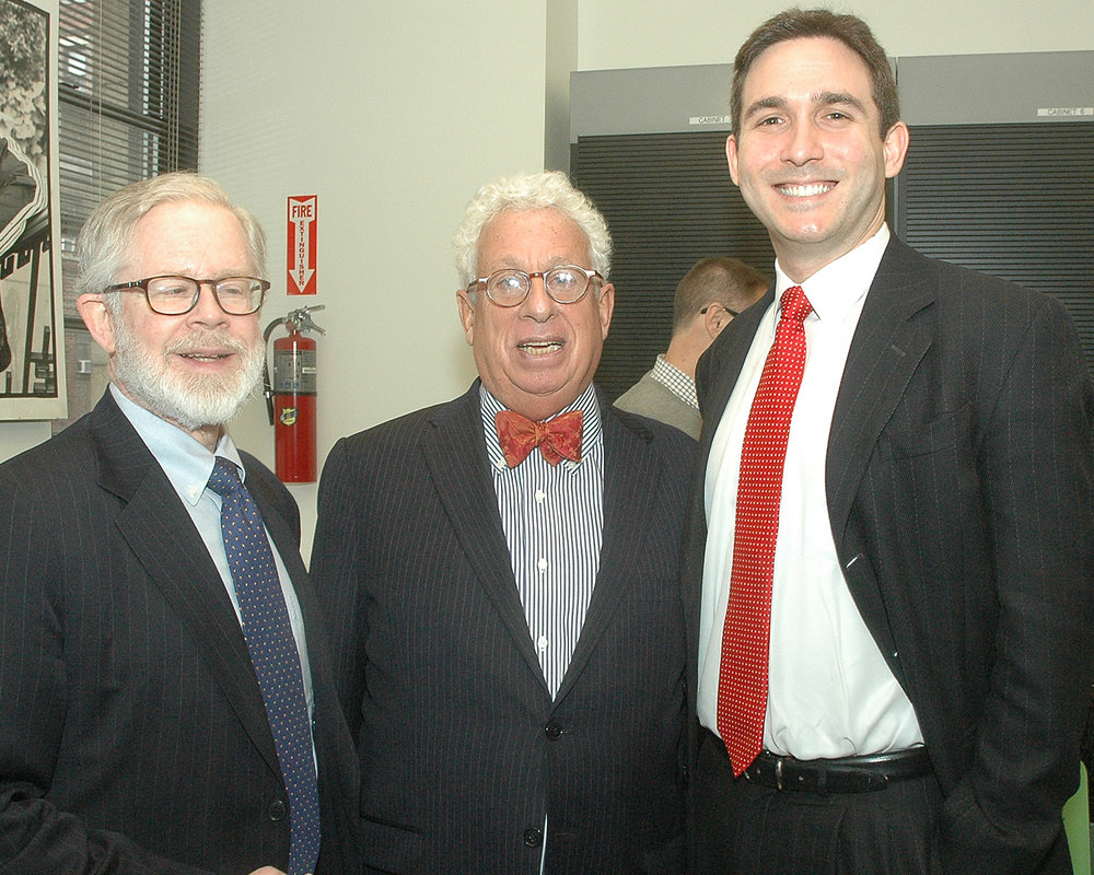NYS Assembly Member Richard N. Gottfried - John Goldman, ASCNYC Board Member and NYC Council Member Ben Kallos