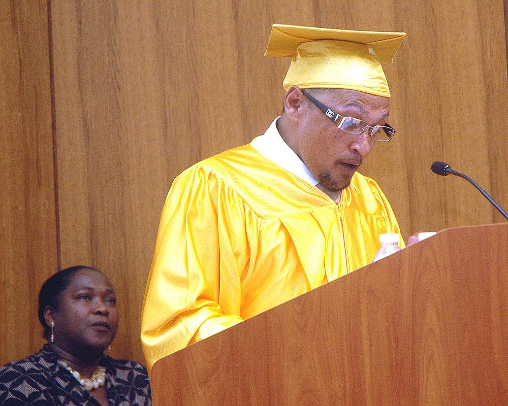 Peer Graduate Testimonial: Julio P.