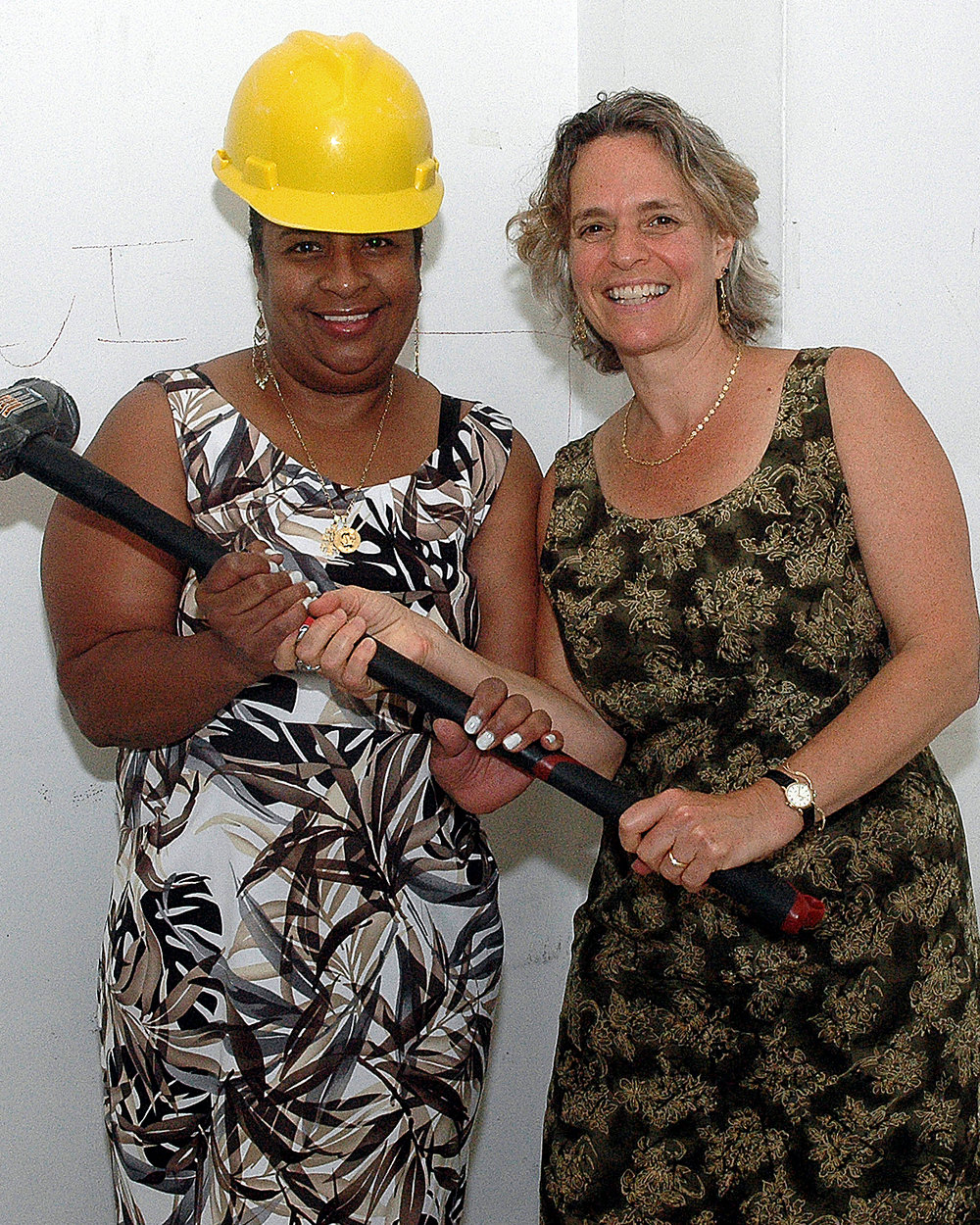 Sharen Duke and Lillian Anglada, ASCNYC President of the Consumer Advisory Board
