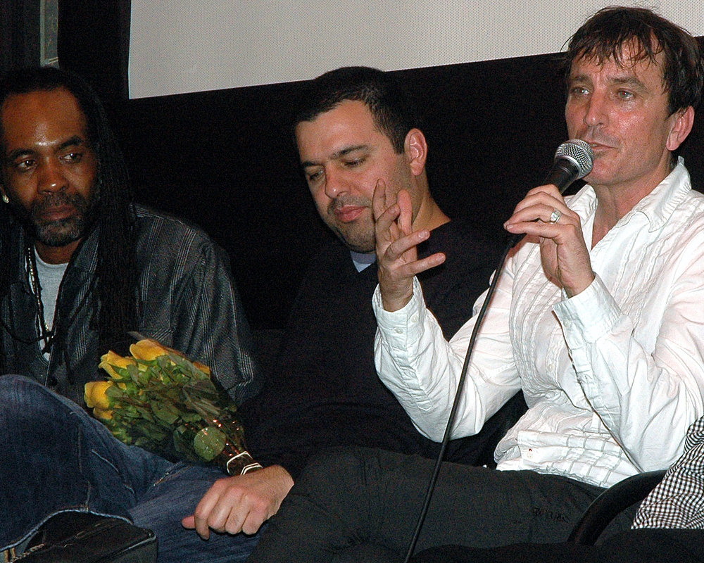 Nick Flynn, Producer Andrew Miano and ASCNYC Stars take audience questions