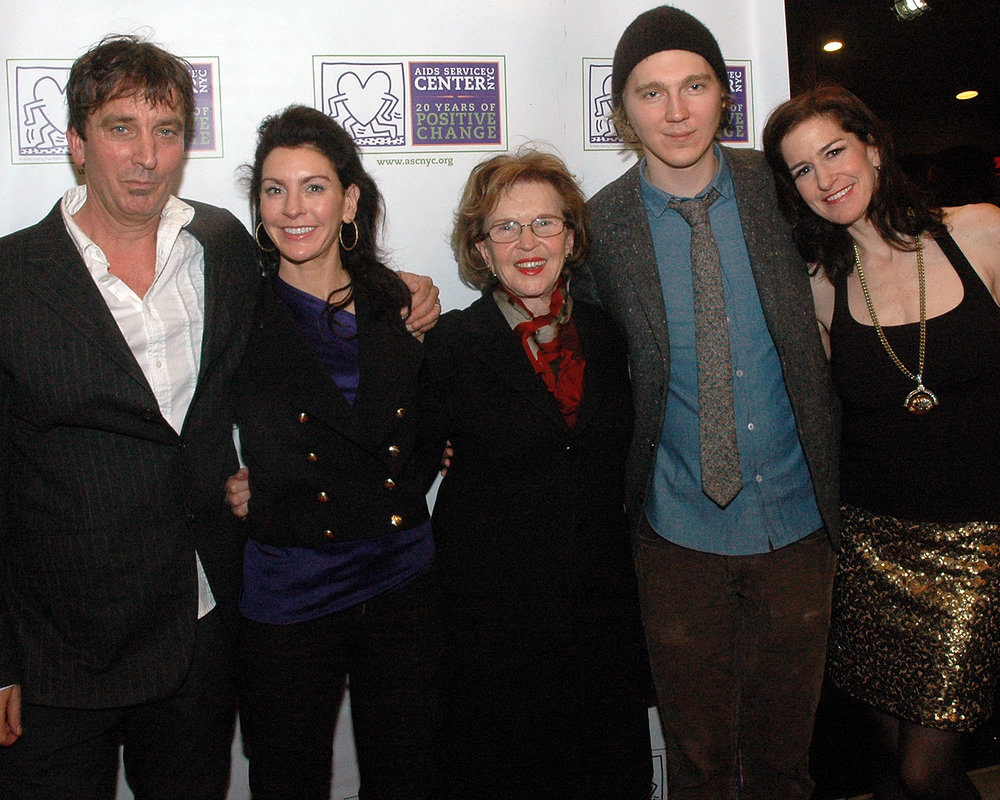 Paul Dano, Nick Flynn, Jessica Greer Morris and Guests