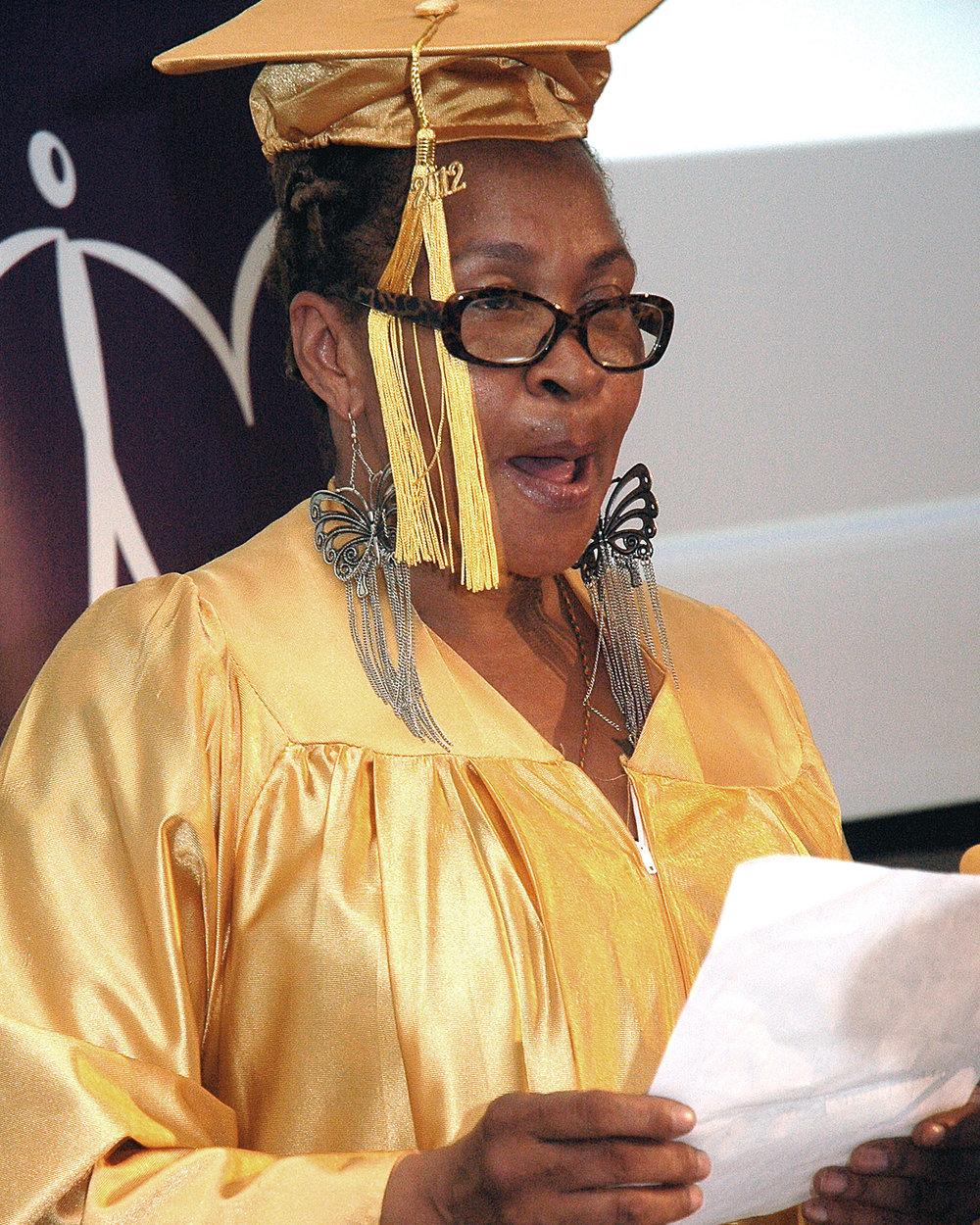 Peer Graduate Testimonial / Inyajah Thema