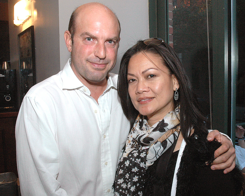 Friends of ASCNYC William Hyatt Gordon and Jocelyn Yahbao