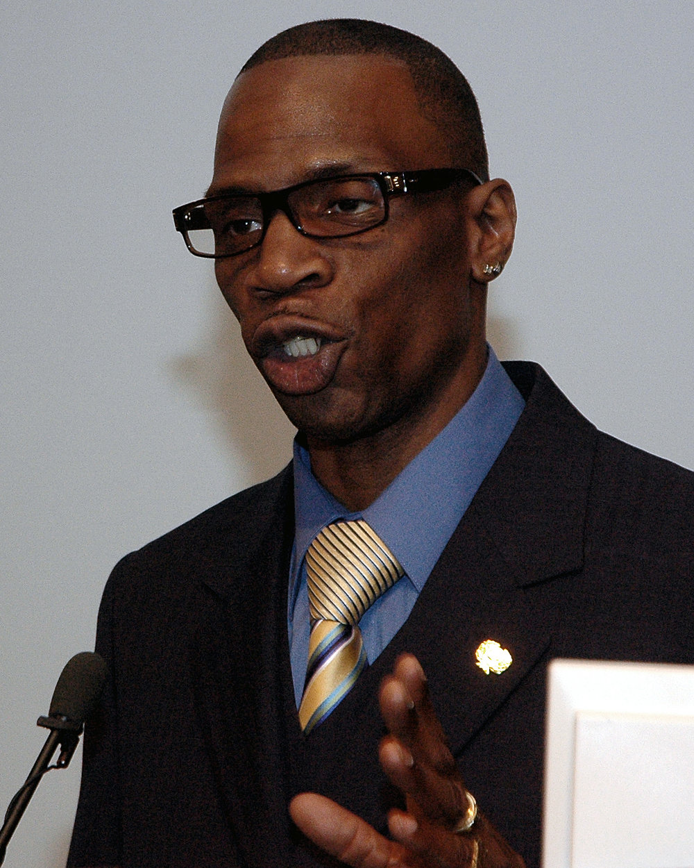 Keynote Address / Rodney Robinson, Trainer