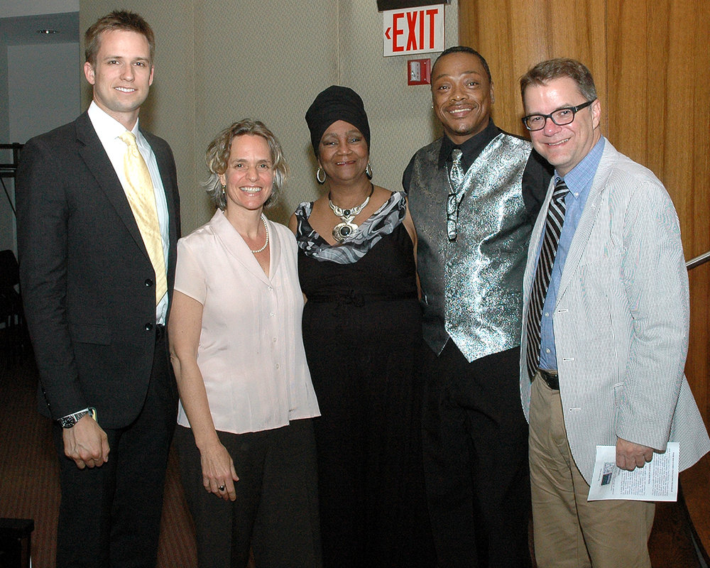 Eric Bottcher, New York Gov. Andrew Cuomo's Special Assistant for Community Affairs / Sharen Duke / Joyce Myricks / Stephen Williams / Patrick Maher – Friend of ASC