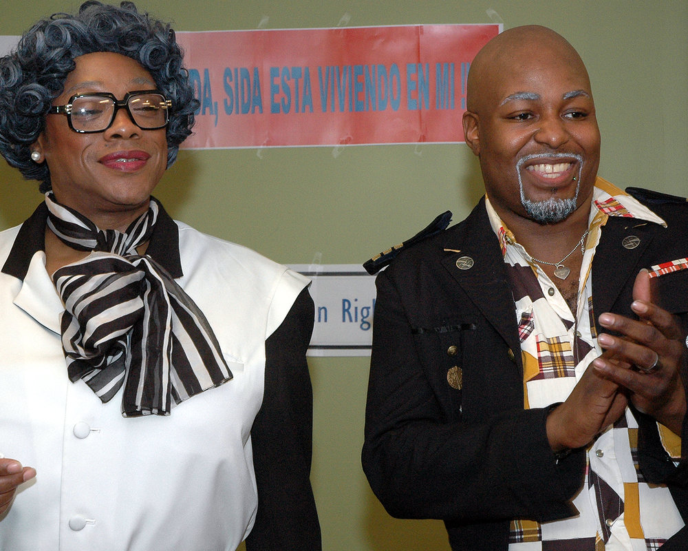 Stop Prejudice and Stop the Spread of AIDS (Skits)-Stephen Williams and Gary Sneed