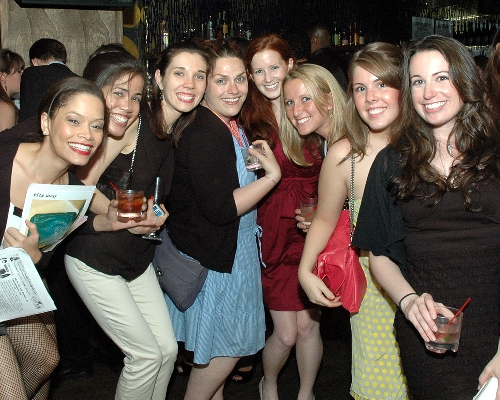 Guests at Safer Sex In The City