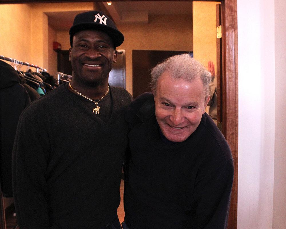 Derrick F. and David N.