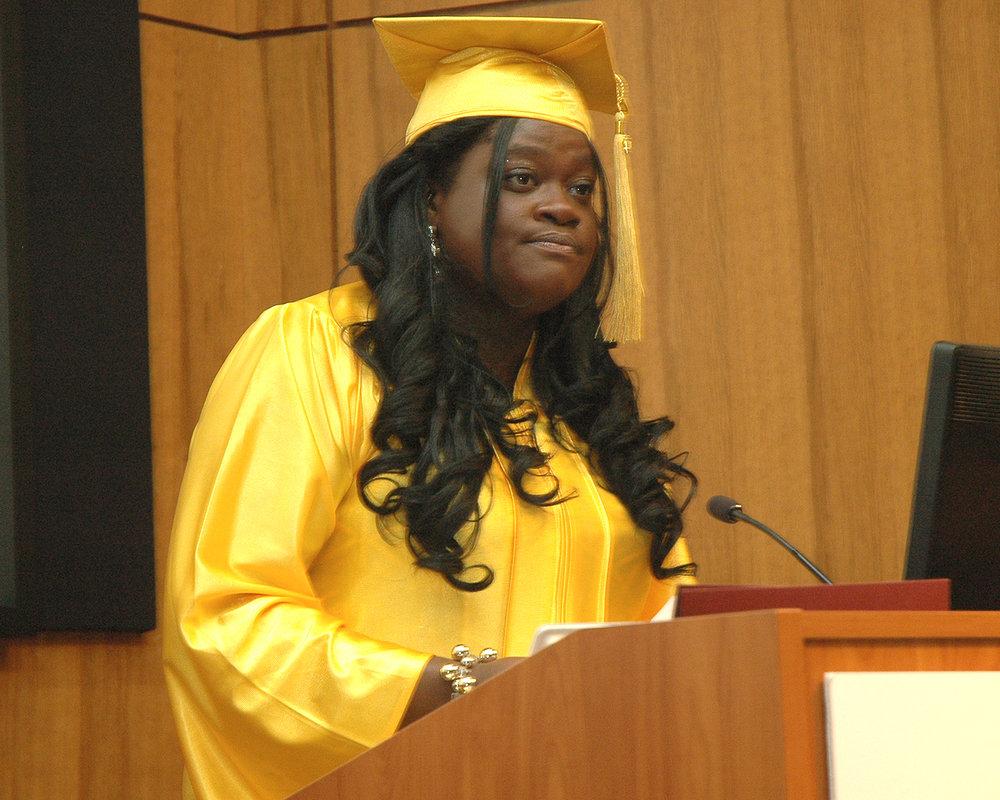 Peer Graduate Testimonial - Sheana Pettiford