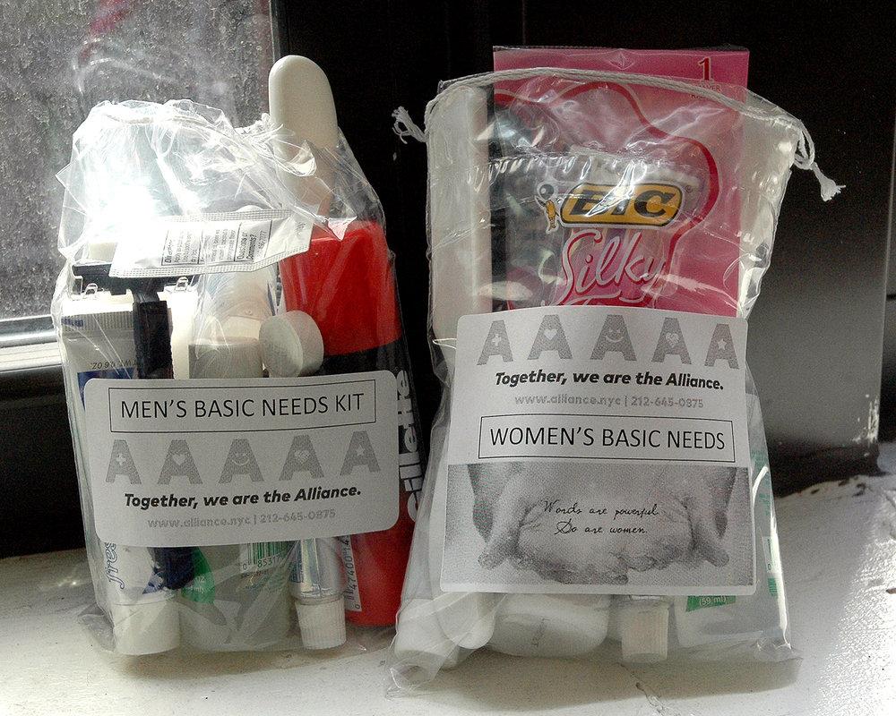 Basic Needs Kits