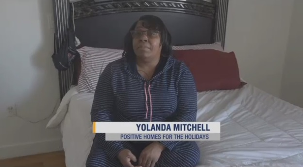 Yolanda M., an Alliance Peer, is featured as part of our Positive Homes campaign