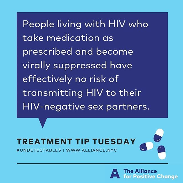 @cdcgov confirms: Those living with an undetectable viral load are not at-risk of transmitting HIV to others. #Uequalsu
