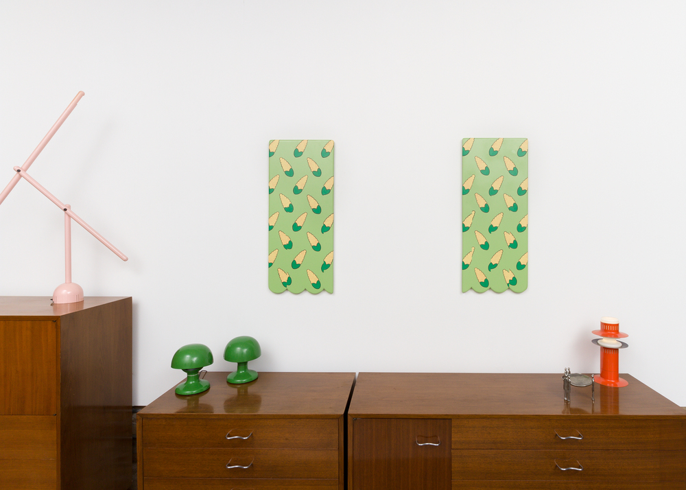 CRIBS  Installation View, 2015 ircaModern, Chicago, IL