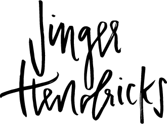 JINGER HENDRICKS design studio