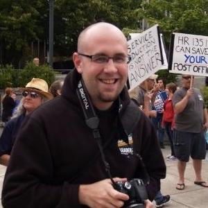 Russell Sanders, AFL-CIO