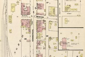 1884 - C-Street -East