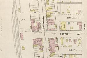 1886 - C-Street - East