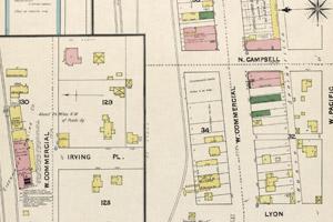 1891 - C-Street - West