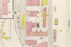 1902 - C-Street - RR Yards