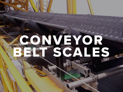 Conveyor Belt Scales