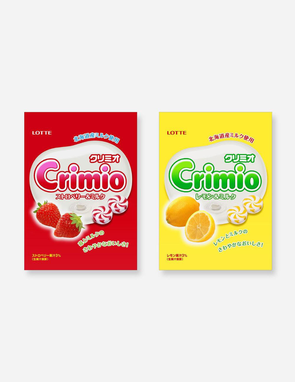 Crimio (2010)Lotte Co., Ltd.