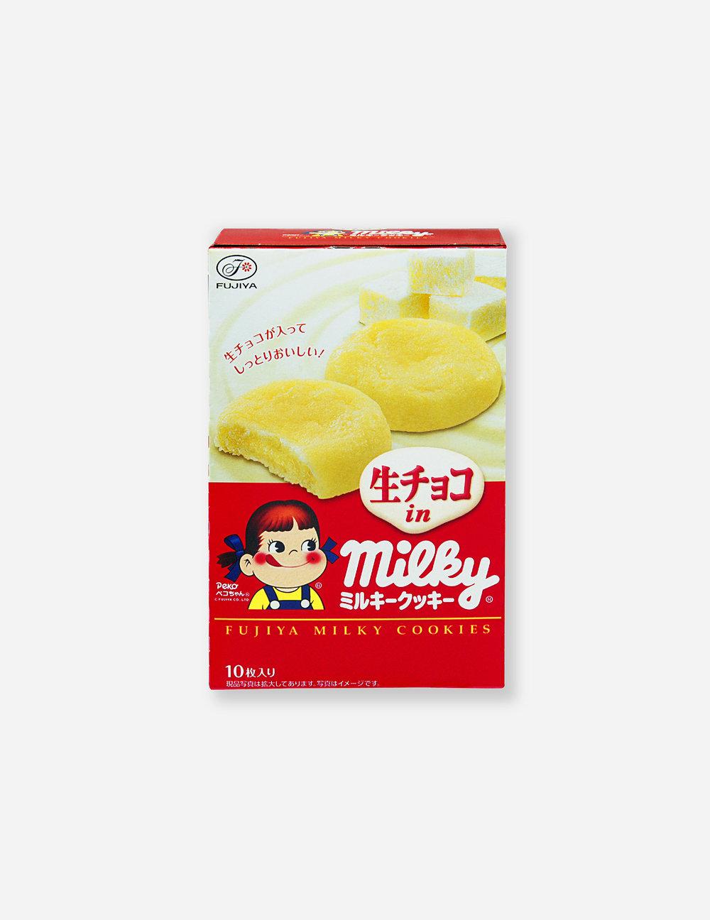 Milky Cookies (2010)Fujiya Food Service Co., Ltd.