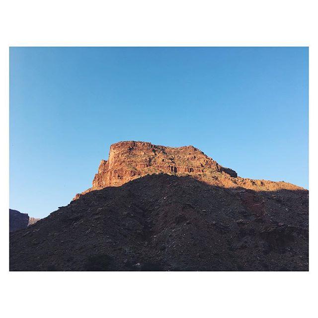 sun rising ☀️#moab