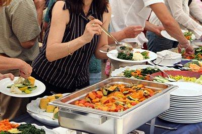 Full Dinner Reception - From $2500.00
