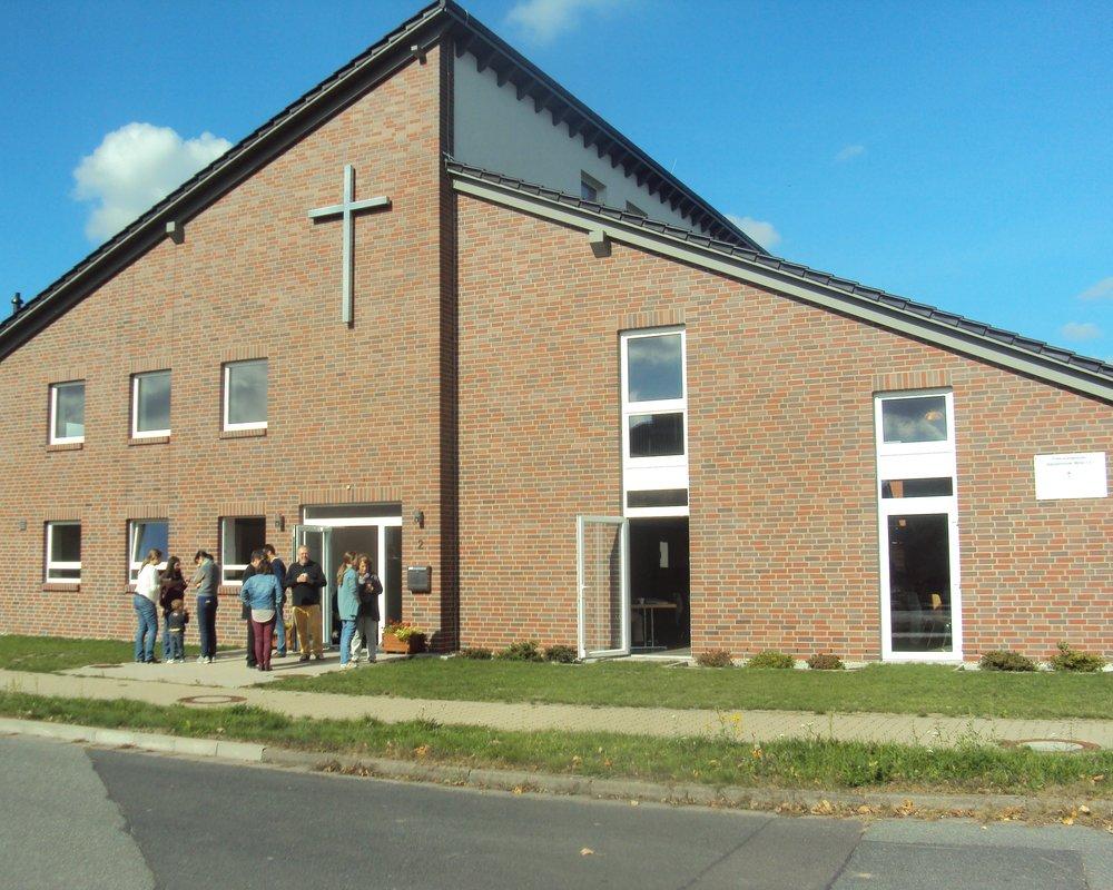 Freie Evangelische Bibelgemeinde church in Meine, Germany