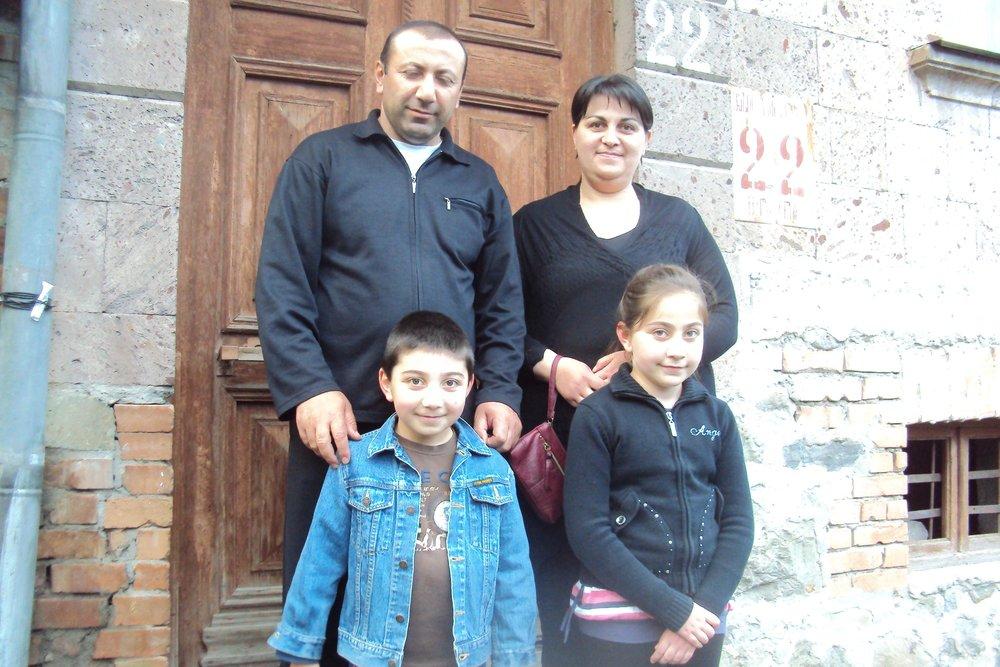 Sasoon & Sirosh Margaryan