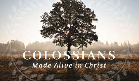 Colossians: Made Alive in Christ