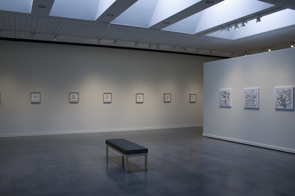 "Gallery view of ""Peculiar History""."