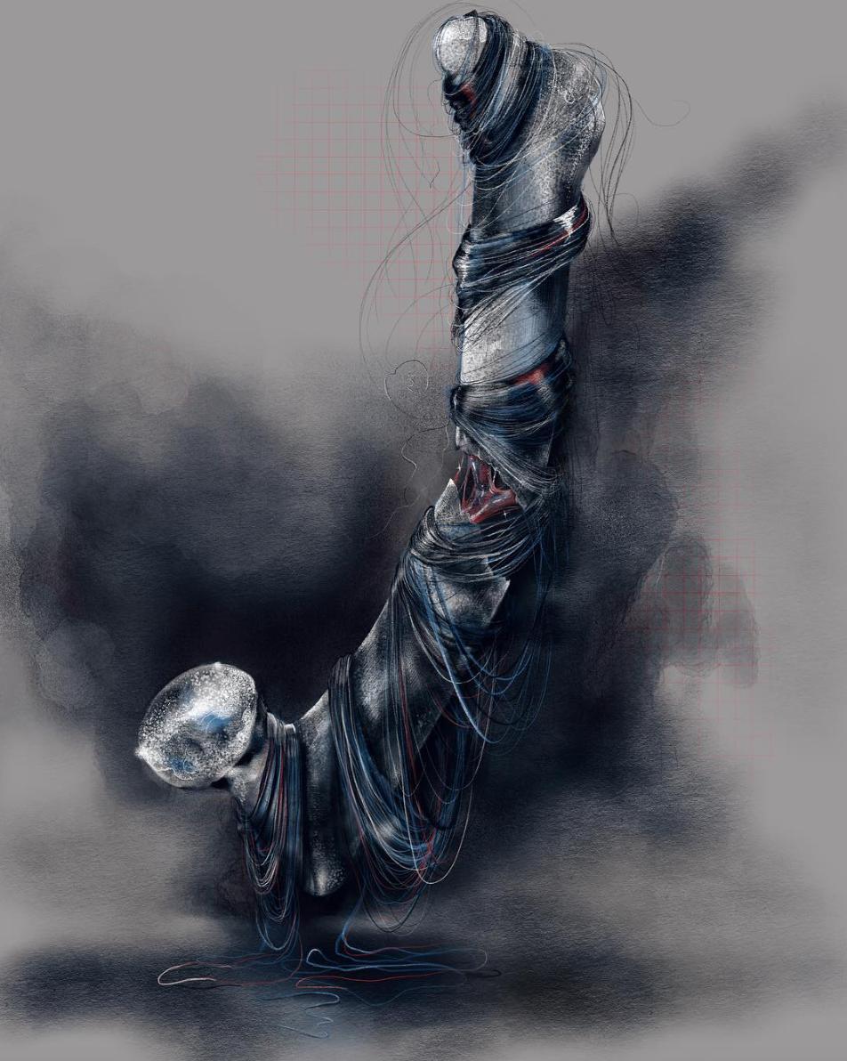 Digital Drawing using Procreate
