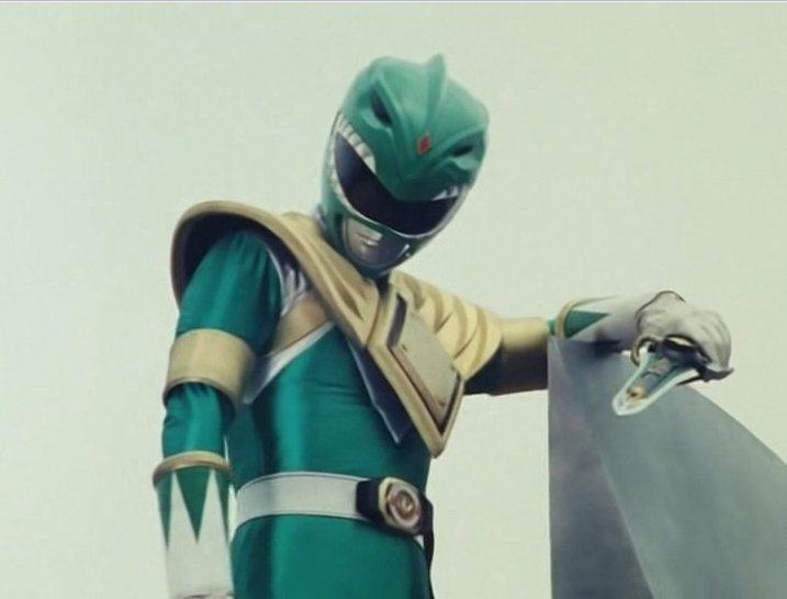 Not Easy Being Green: Mighty Morphin Power Rangers Season One - part