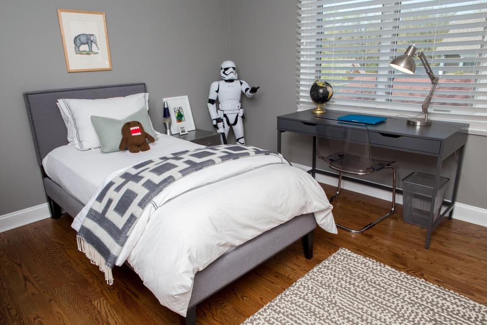 Boy's Bedroom 2