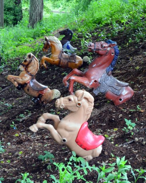 Christina Huber – Pony Patch -  Art Masters Sponsor Award - Merchandise