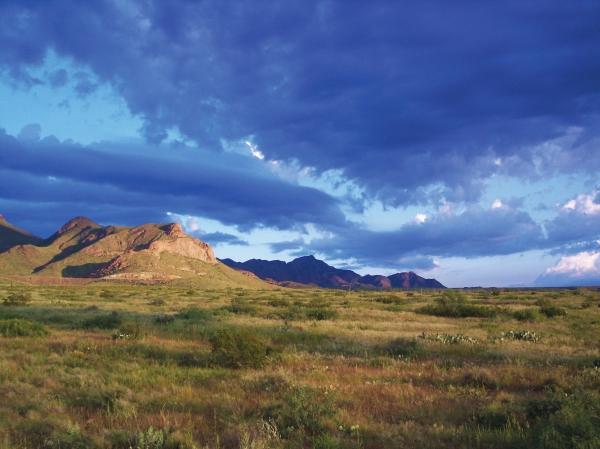 Miguel Martinez – Beautiful Castner Range - El Paso Scene Cover Award