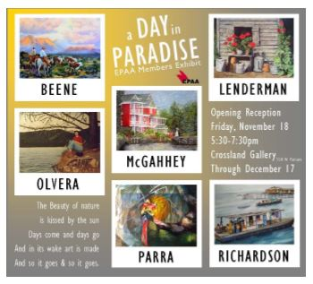 Day in Paradise Announcement