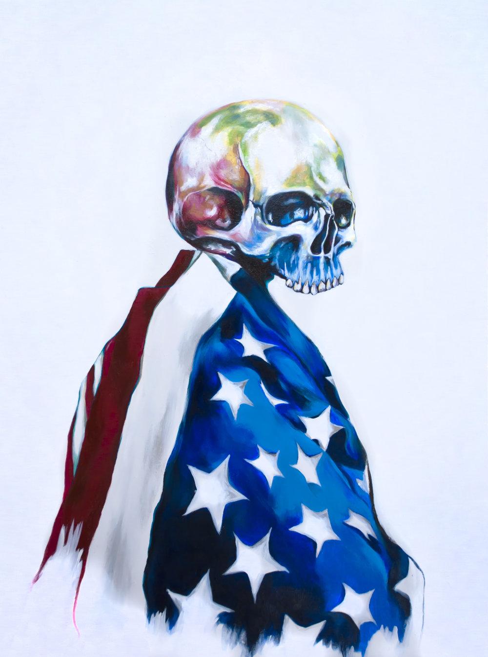 Paco Irogoyen -- Loss of American Values