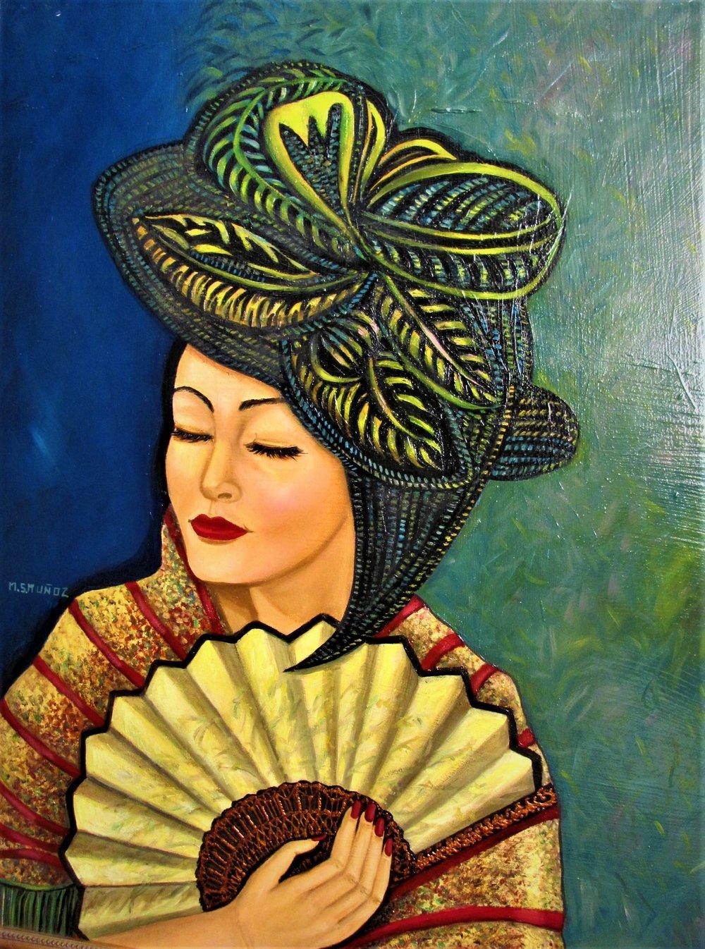 Linda by Maria Soccoro Munoz
