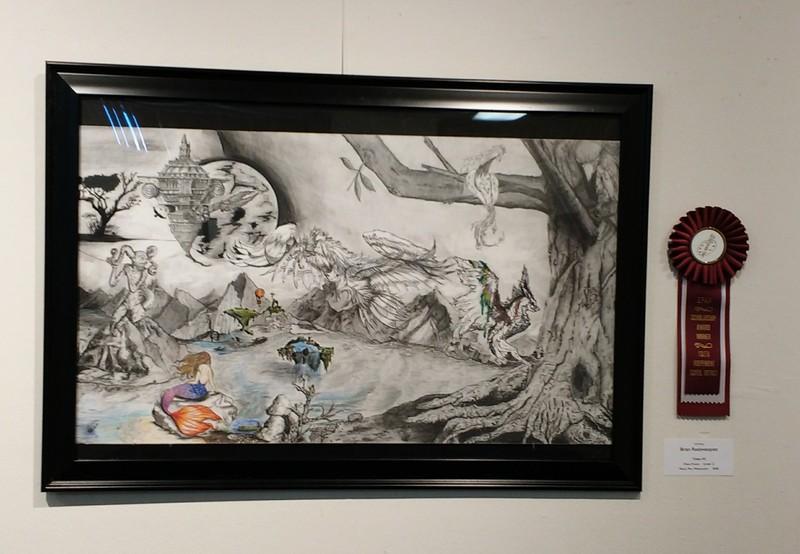 Fantasy by Brian Realyvasquez