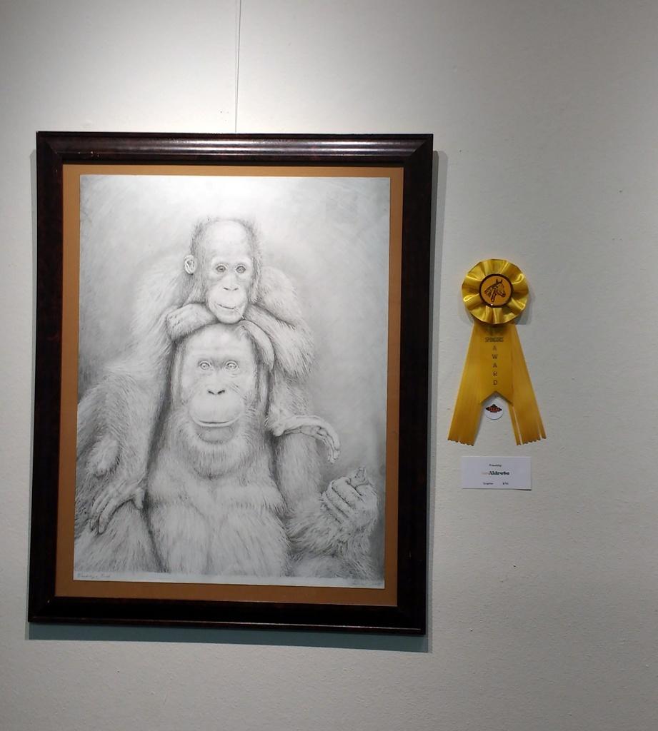 Sponsors' Award: Ivan Aldrete