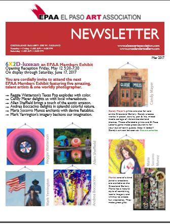 May 2017 News